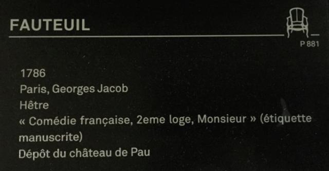 """Exposition """"Sièges en société"""" aux Gobelins - Page 4 Captur41"""