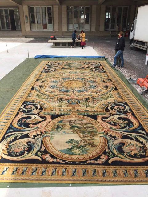 """""""Versailles"""", série historique coproduite par Canal + - Page 2 Captur69"""