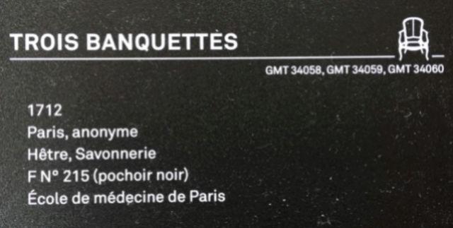 """Exposition """"Sièges en société"""" aux Gobelins - Page 2 Captur74"""