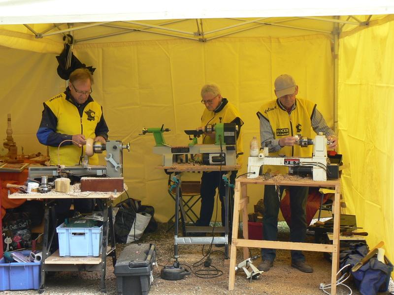 Journée Technique au moulin de FONDREMAND P1090817