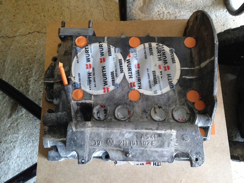 Un nouveau moteur... - Page 3 Carter14