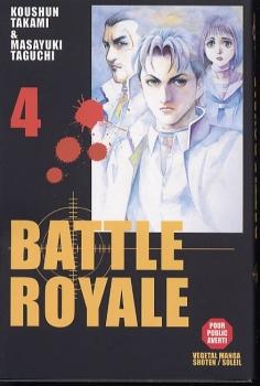 [Koushun Takami & Masayuki Taguchi] Battle Royale Couv2210