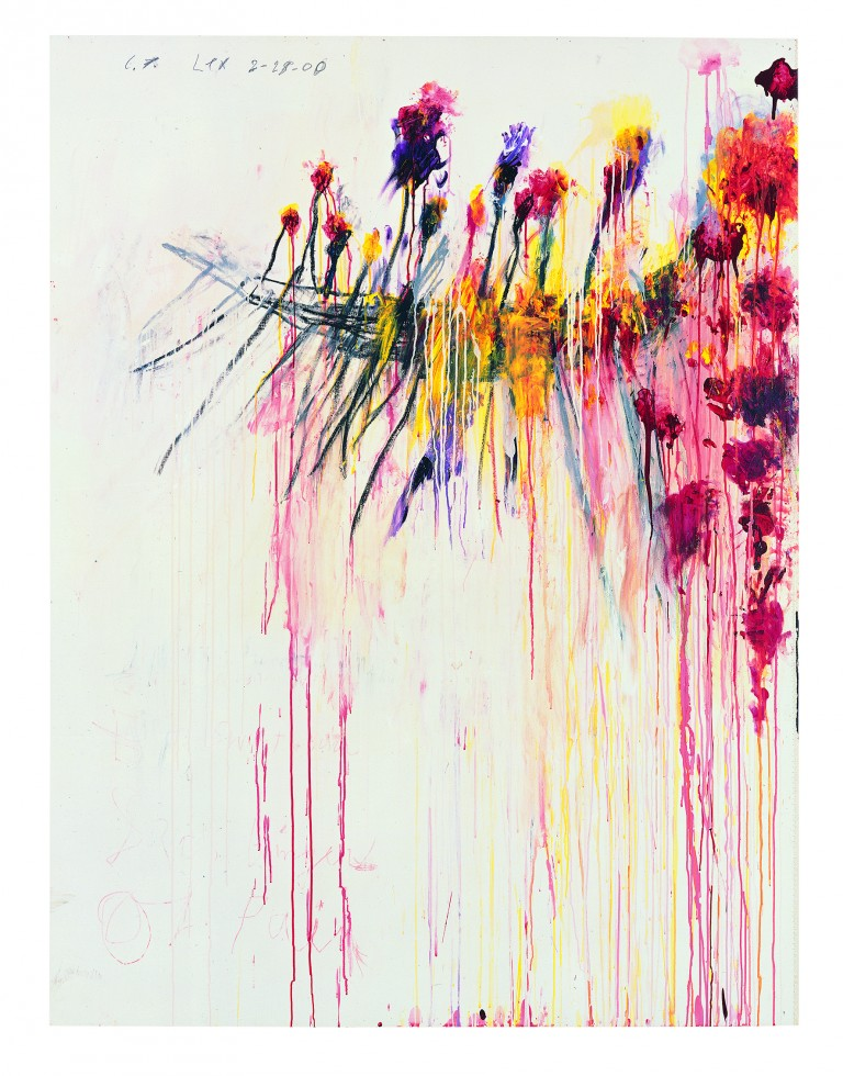 Cy Twombly Twombl16
