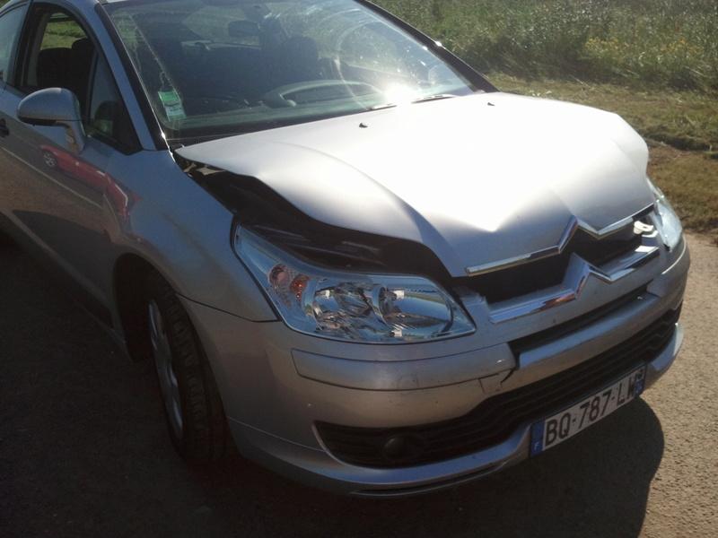 Accident : Airbag non déclenchés Photo012