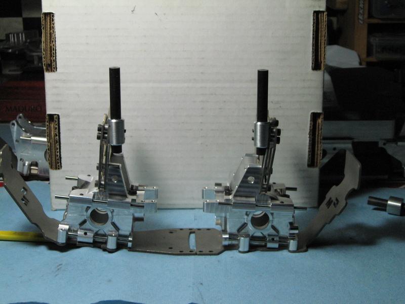 Custom body posts Angled12