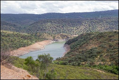 [Espagne] Parc national de Montfragüe Img_4216