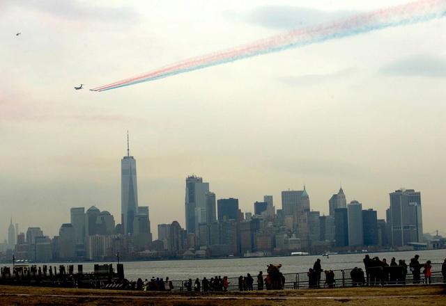 Samedi 25 mars 2017 - SURVOL DE NEW YORK ET DE MISS LIBERTY 12133512