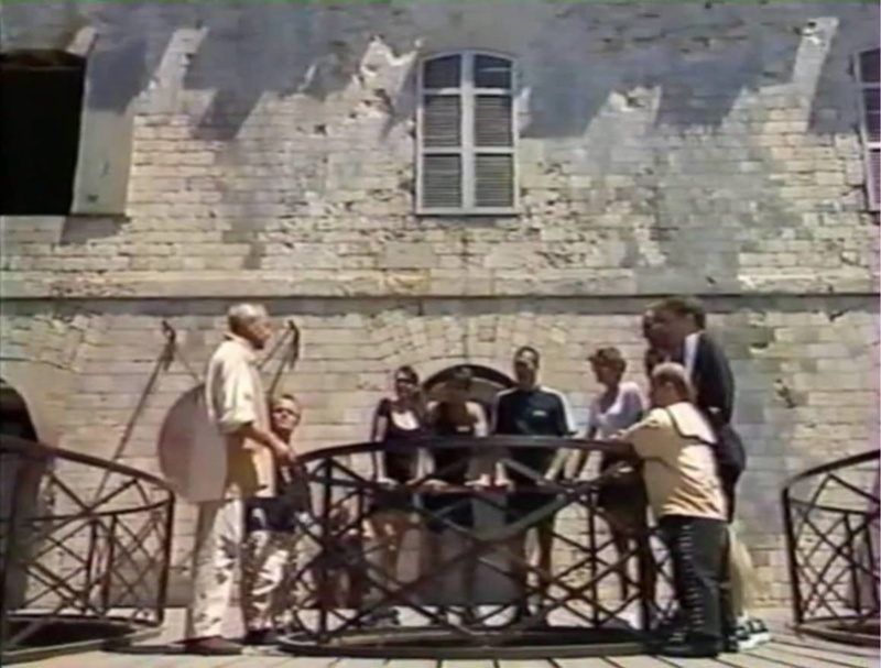 Fort Boyard 1996 - Émission 01 - Équipe Adeline Blondieau Blondi10