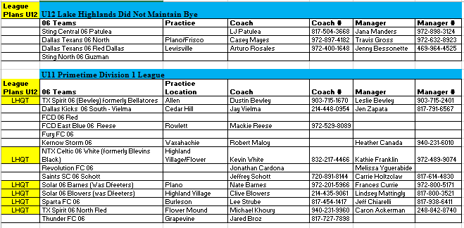 06 Team Listing - June 14, 2017 1210