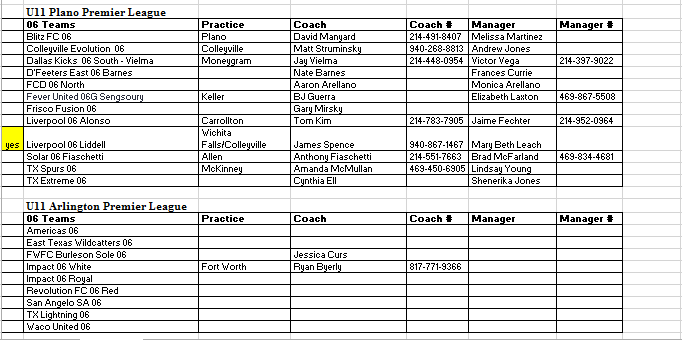 06 Team Listing - May 23, 2017 80510