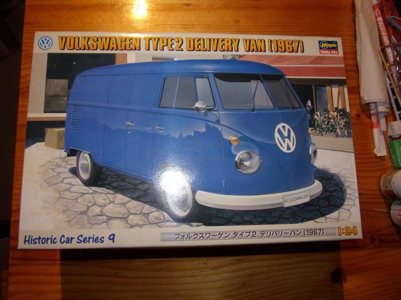 volkswagen Type1 1967 [HASEGAWA - 1/24éme] 102_4958