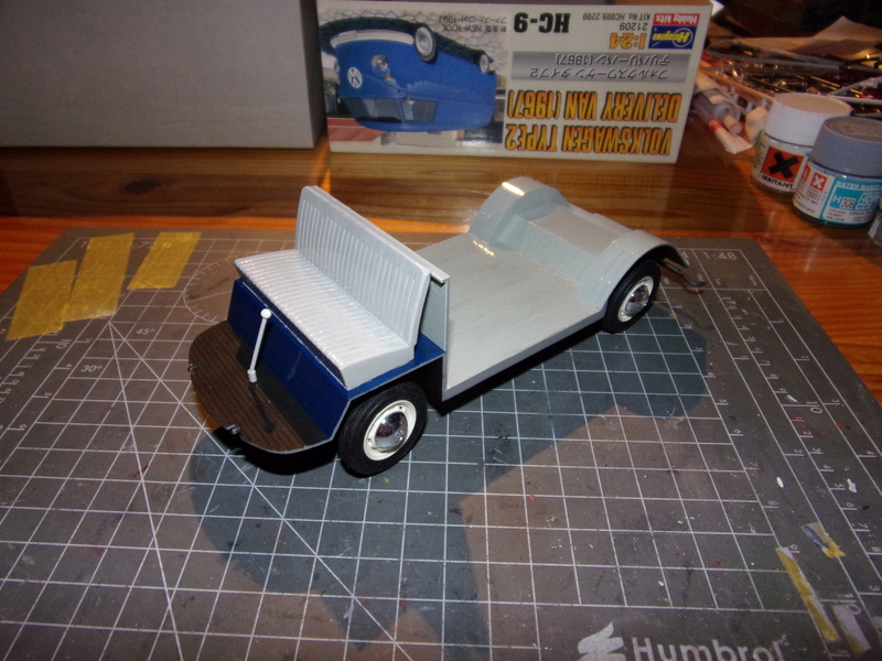 volkswagen Type1 1967 [HASEGAWA - 1/24éme] 102_4971