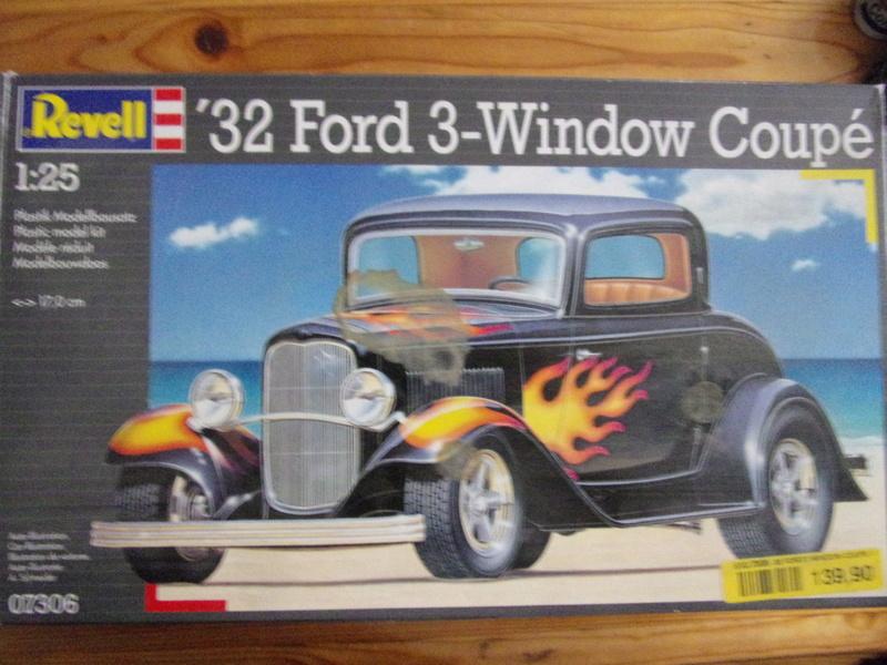 FORD '32  3 window-coupé [REVELL 1/25éme] 102_5549