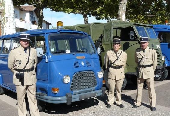 Des porsche en gendarmerie ??? Estafe11