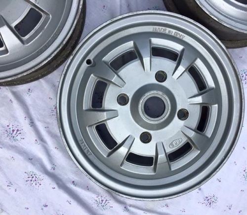 [VENDUTI] - 4 cerchi in lega FPS Lancia Fulvia - 300,00 € _12210