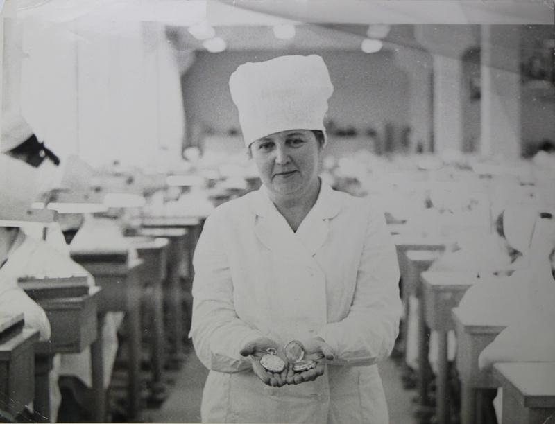 Petite histoire de la Fabrique de Montres de Tcheliabinsk Chelya10