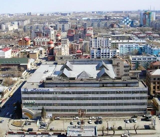 Petite histoire de la Fabrique de Montres de Tcheliabinsk Immeub10