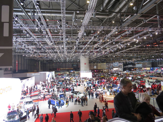 Salon de l'automobile de Genève Img_4910