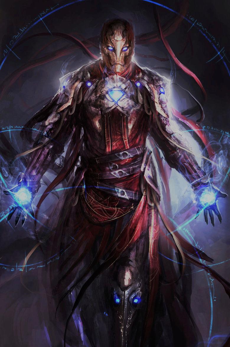 Mag'ladroth, Dios del Conocimiento I186ci12