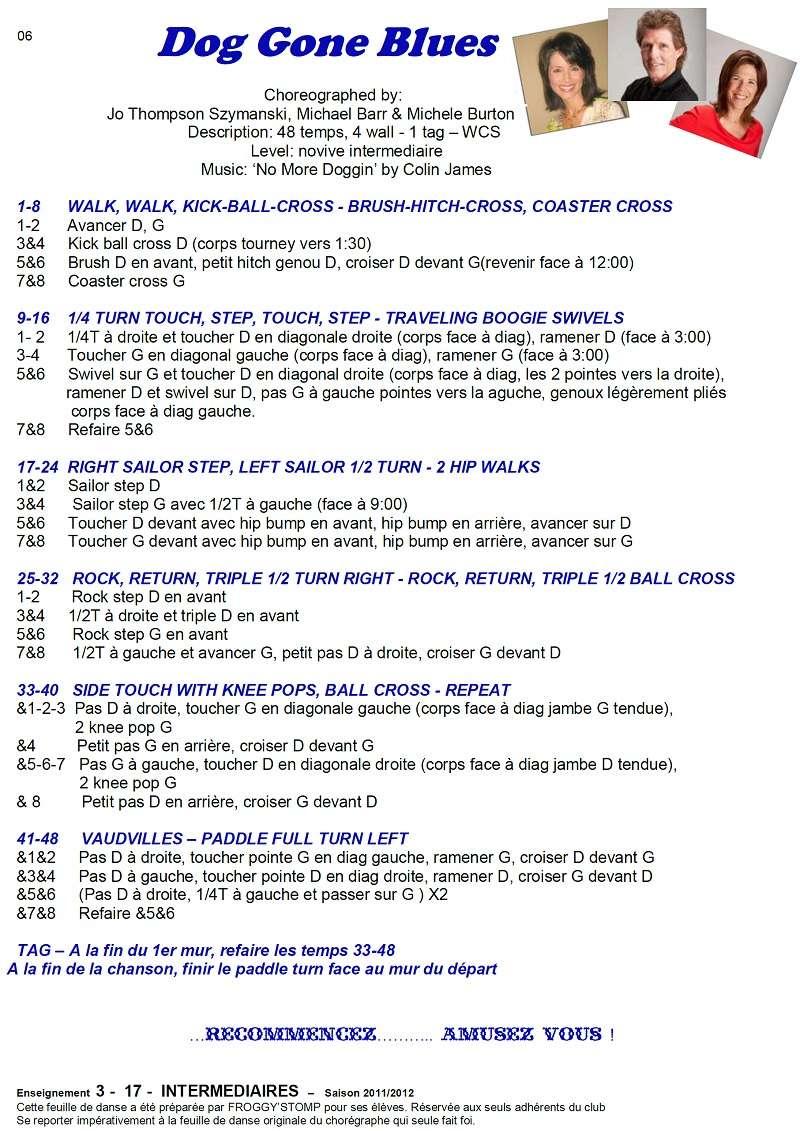 2011/ 2012 CHOREGRAPHIES DEBUTANTS NOVICES INTERMEDIAIRES 06_i_11