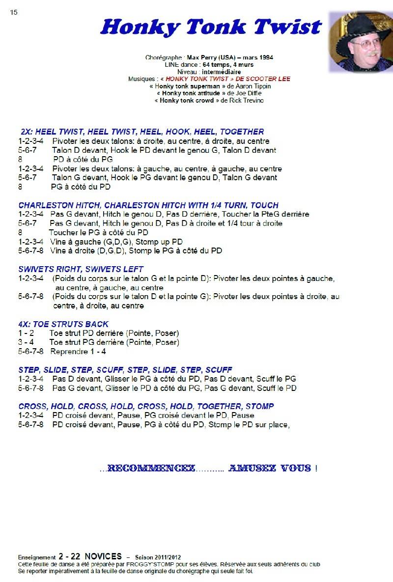 2011/ 2012 CHOREGRAPHIES DEBUTANTS NOVICES INTERMEDIAIRES 15_n11