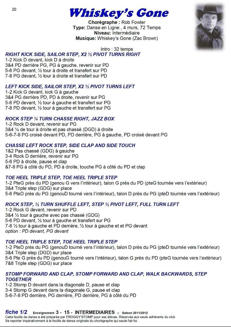 2011/ 2012 CHOREGRAPHIES DEBUTANTS NOVICES INTERMEDIAIRES 20_i_p11