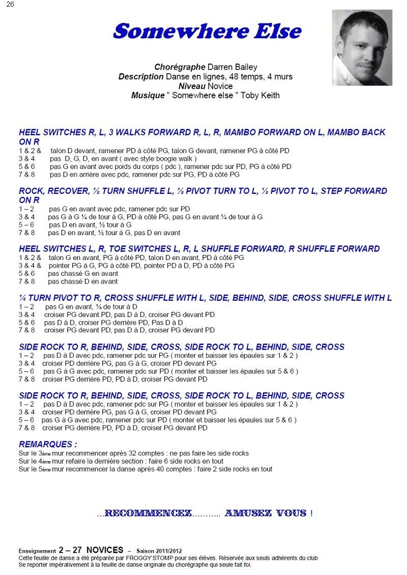 2011/ 2012 CHOREGRAPHIES DEBUTANTS NOVICES INTERMEDIAIRES 26_n_12