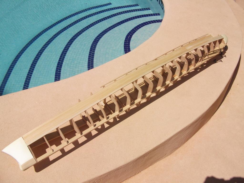 Le FRANCE  1/200°   New Cap Maquettes par Calpe Dscf4113