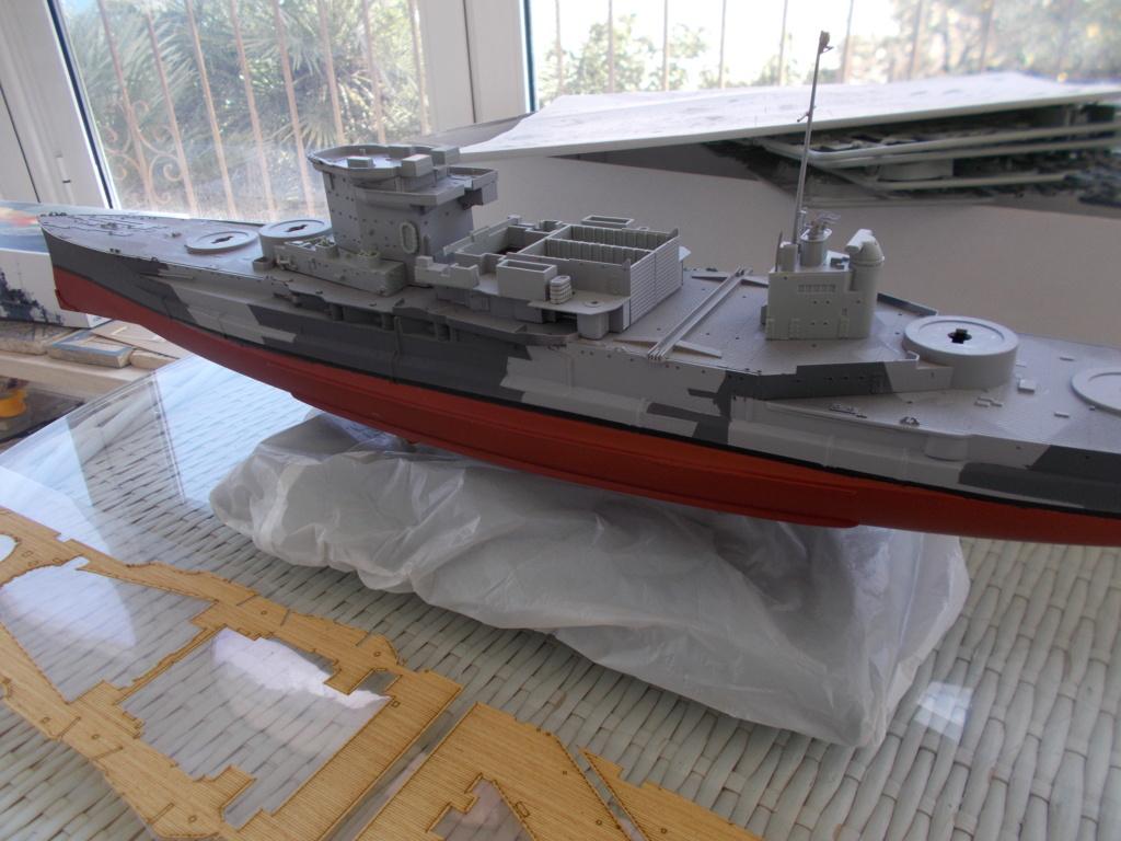 HMS WARSPITE 1/350 ème Academy édition spéciale Dscn0319