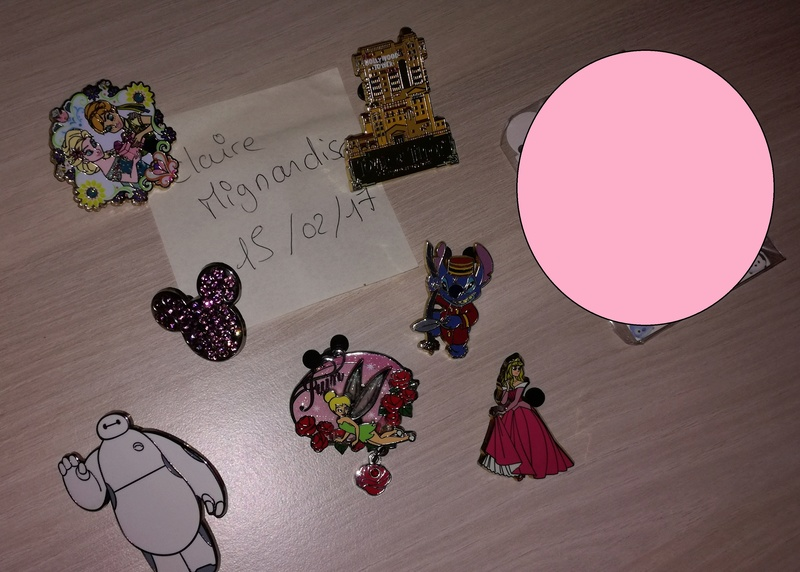 [Vente - Recherche] pin's disney / pin trading  (TOPIC UNIQUE) - Page 14 Img_2028
