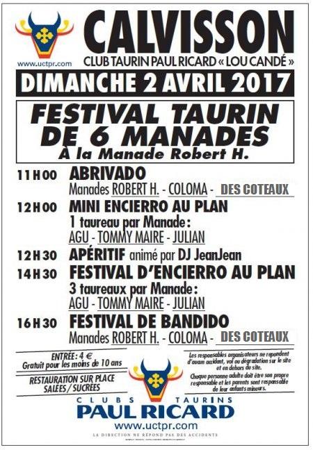 Festival de 6 manades Manade11