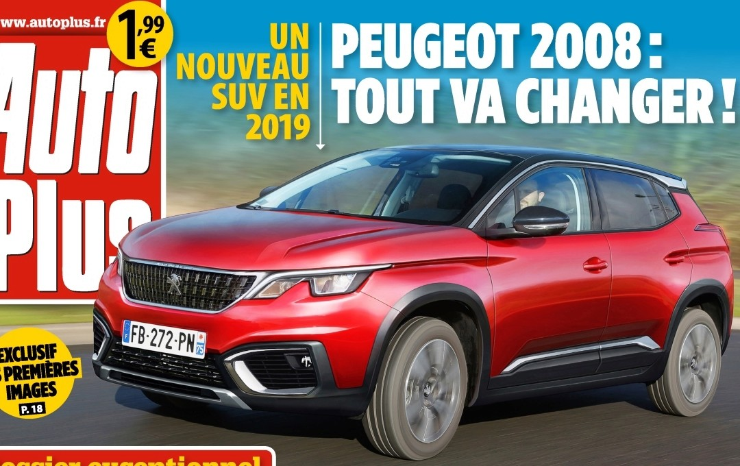 2019 - [Peugeot] 2008 II [P24] - Page 2 200810