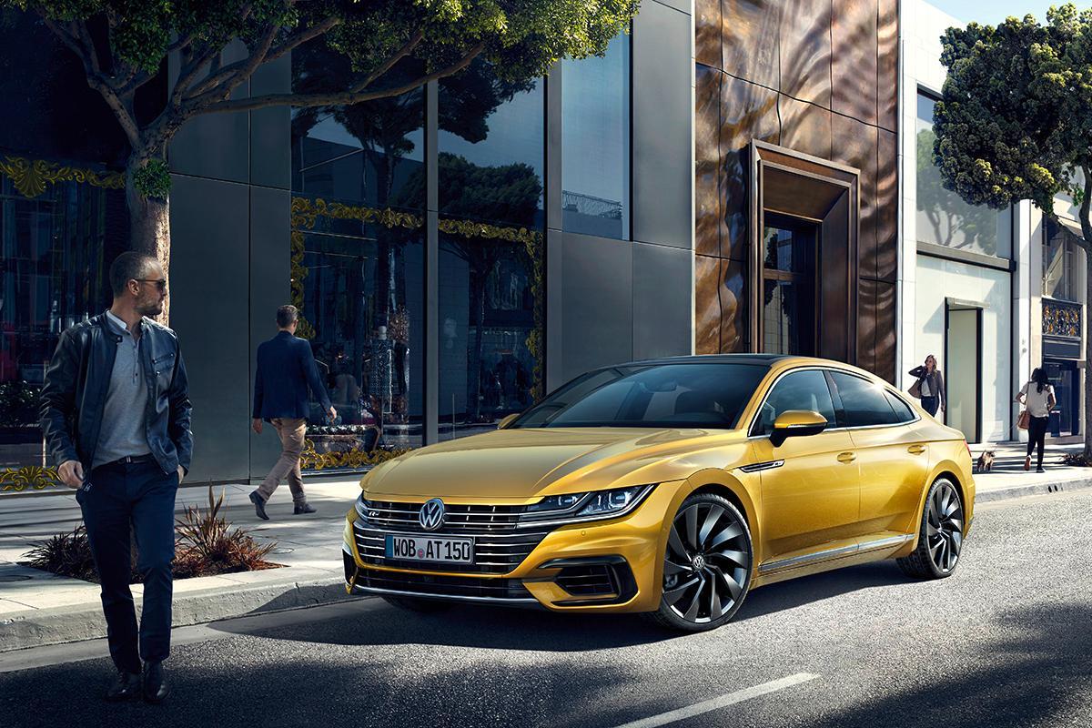 2016 - [Volkswagen] Arteon - Page 10 2018-v10