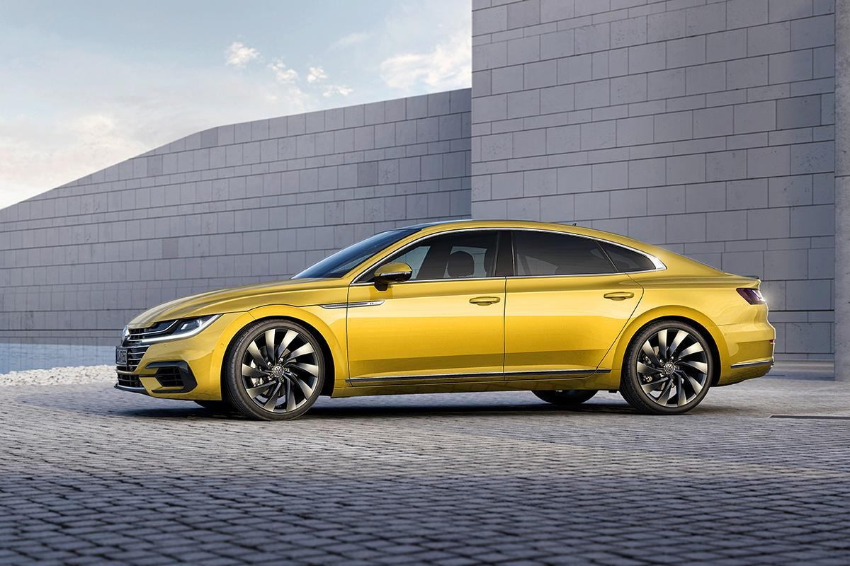2016 - [Volkswagen] Arteon - Page 10 2018-v13