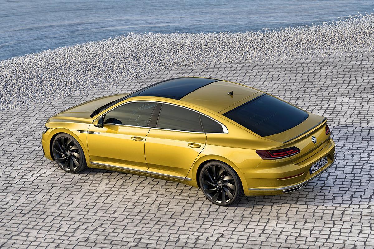 2016 - [Volkswagen] Arteon - Page 10 2018-v14