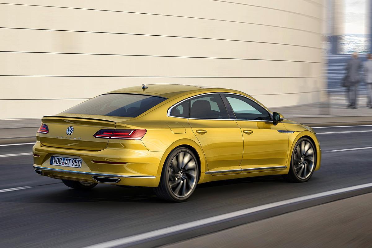 2016 - [Volkswagen] Arteon - Page 10 2018-v15