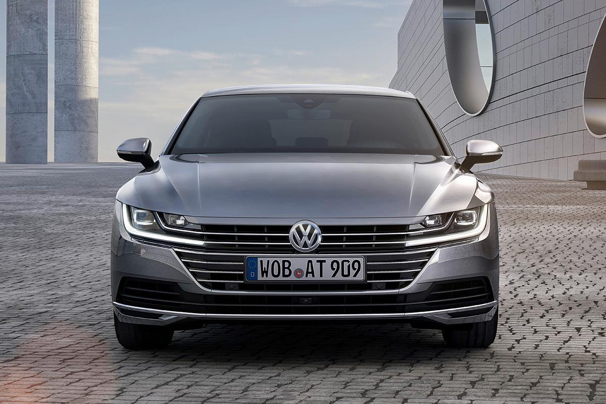 2016 - [Volkswagen] Arteon - Page 10 2018-v16