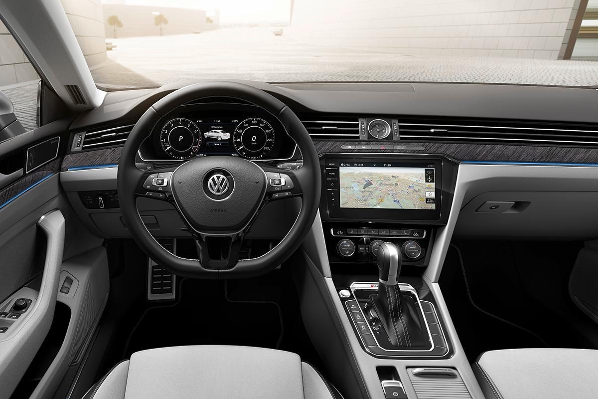 2016 - [Volkswagen] Arteon - Page 10 2018-v20