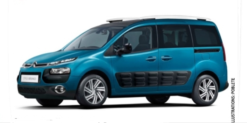 2018 - [Peugeot/Citroën/Opel] Rifter/Berlingo/Combo [K9] - Page 5 Berlin11