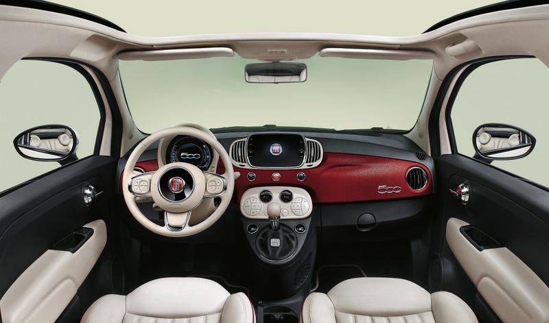 2015 - [Fiat] 500 Restylée - Page 21 Fiat_513