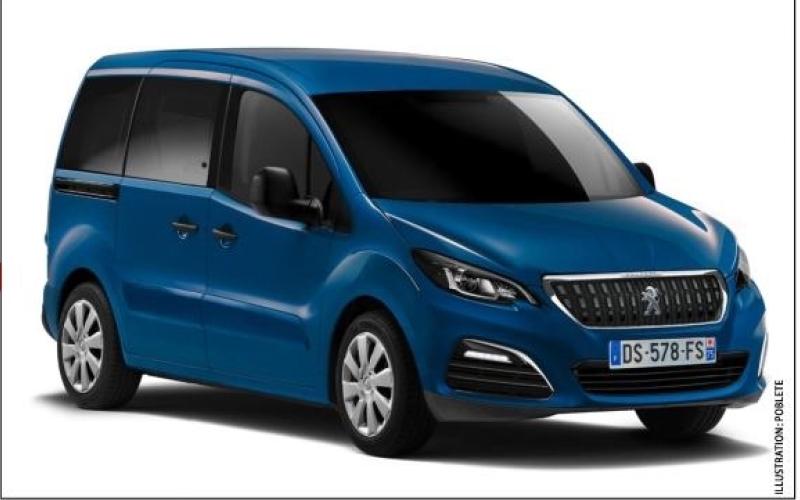 2018 - [Peugeot/Citroën/Opel] Rifter/Berlingo/Combo [K9] - Page 5 Partne11
