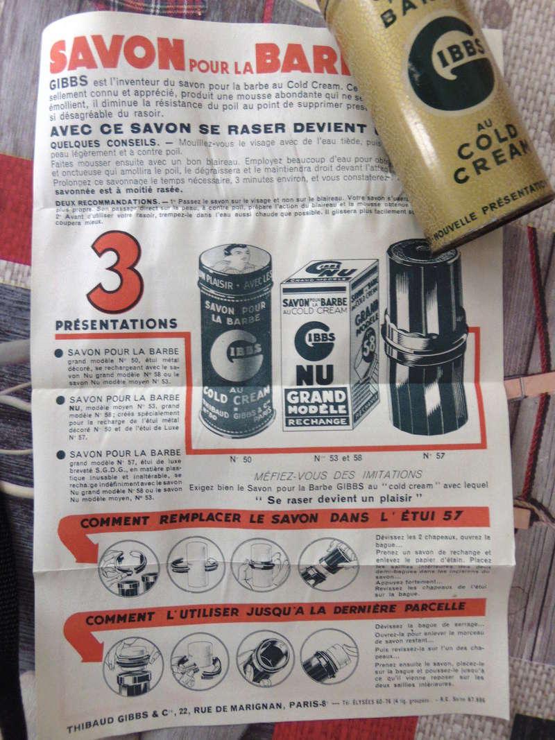 Lames de rasoir GIBBS et produits de la marque - Page 3 Dsc05318