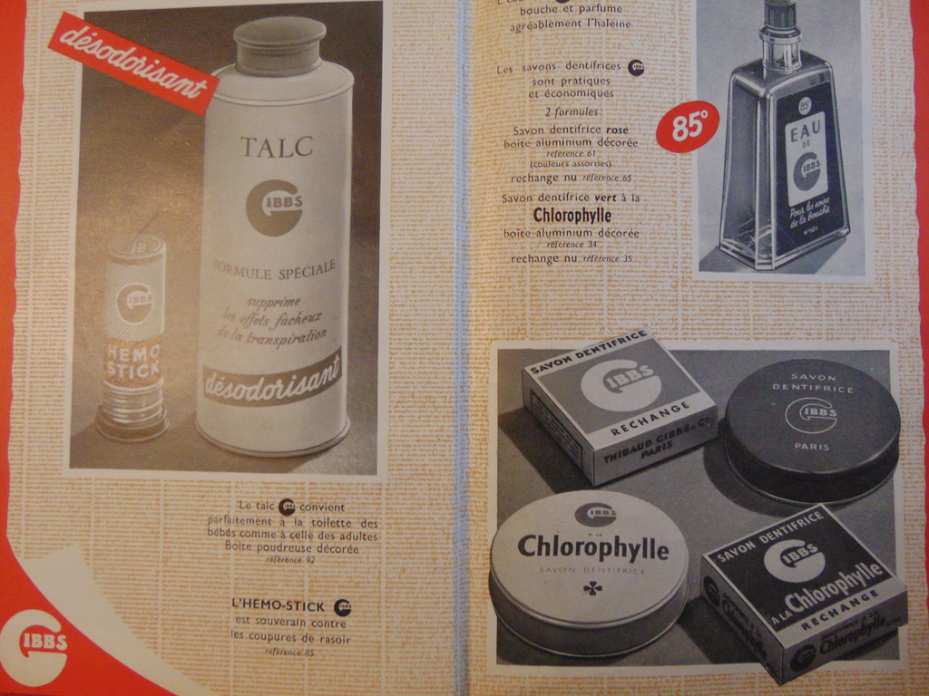 Lames de rasoir GIBBS et produits de la marque - Page 3 Dsc05710