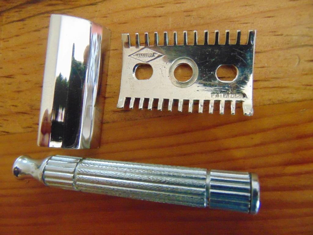 Rasoir MARAVILLA, fabrication Espagnole. Dsc06016