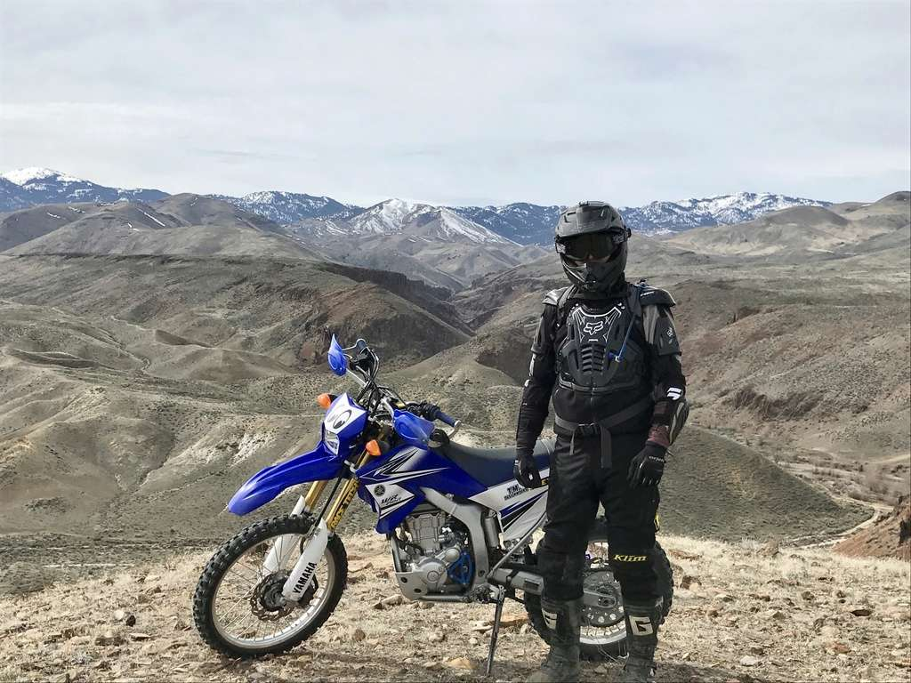 WWGuy's WR250R photo thread - Page 4 Fossil11