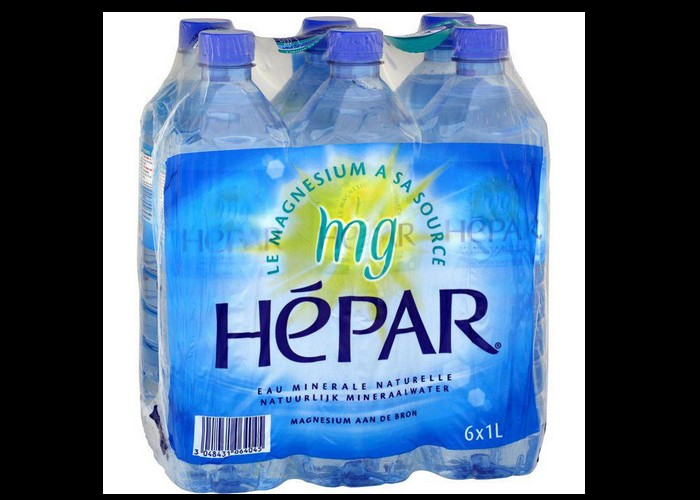 Voici les marques d'eau en bouteilles qui possèdent des polluants 225
