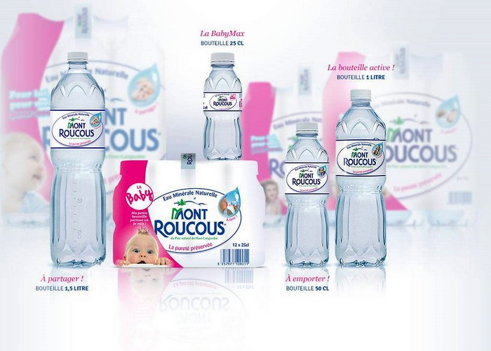 Voici les marques d'eau en bouteilles qui possèdent des polluants 226