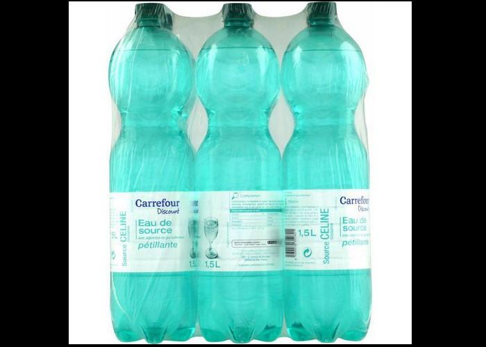 Voici les marques d'eau en bouteilles qui possèdent des polluants 231