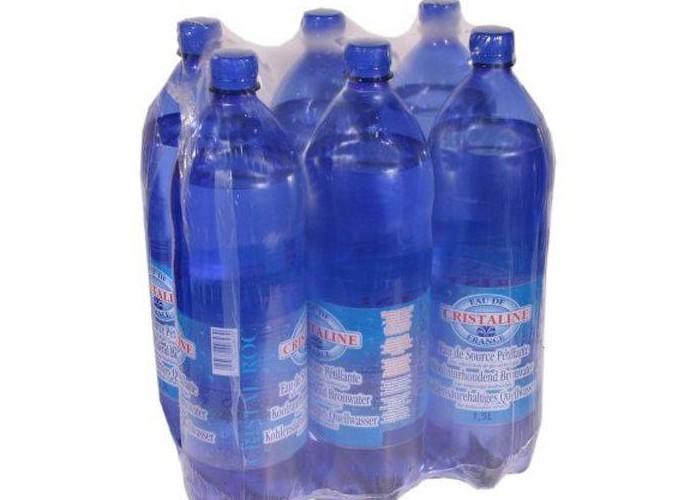 Voici les marques d'eau en bouteilles qui possèdent des polluants 233