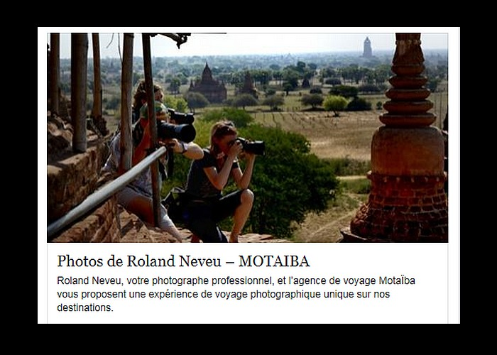 Motaïba Indochina Travel Agency 514